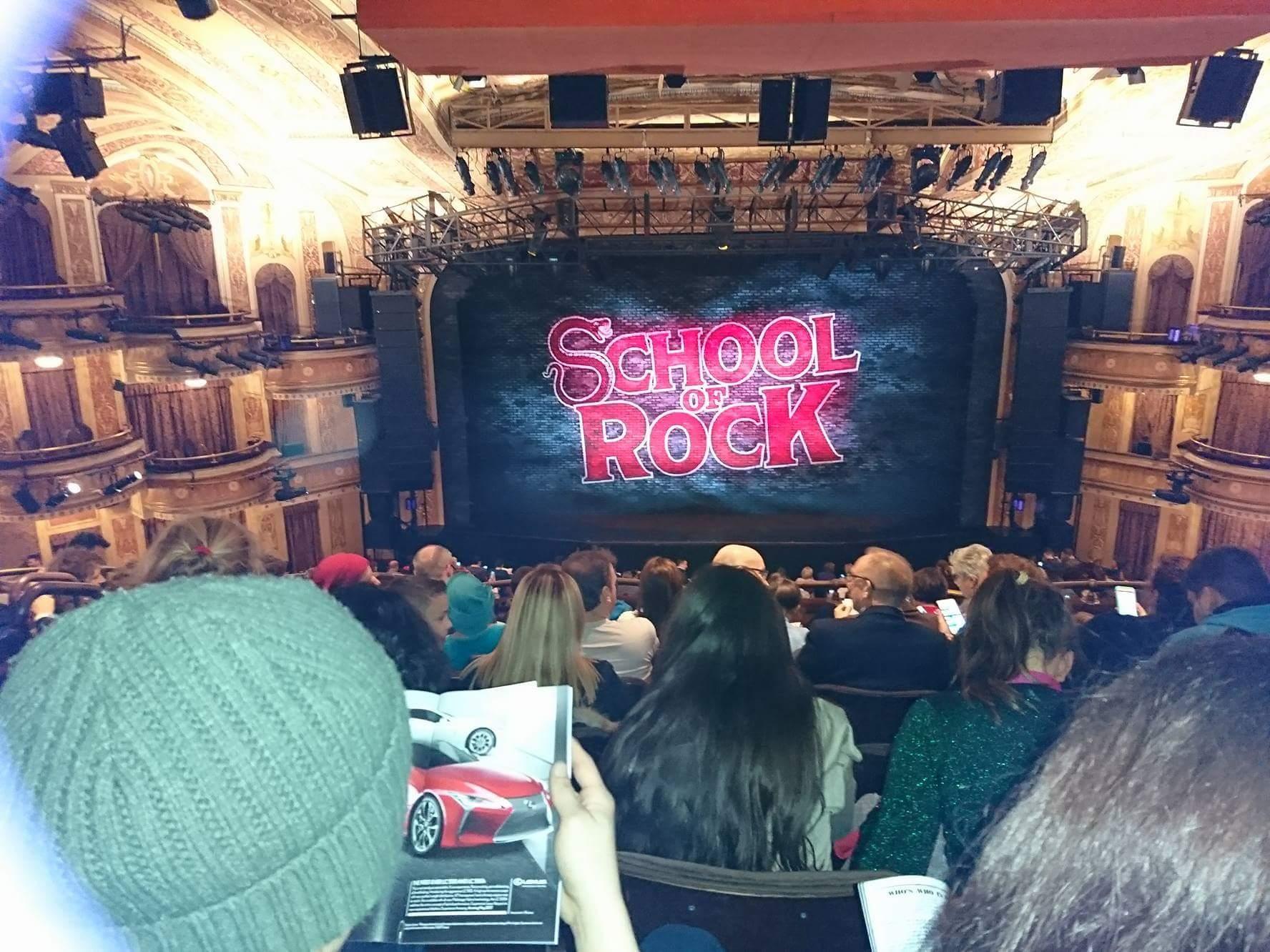 School of Rock, Broadway