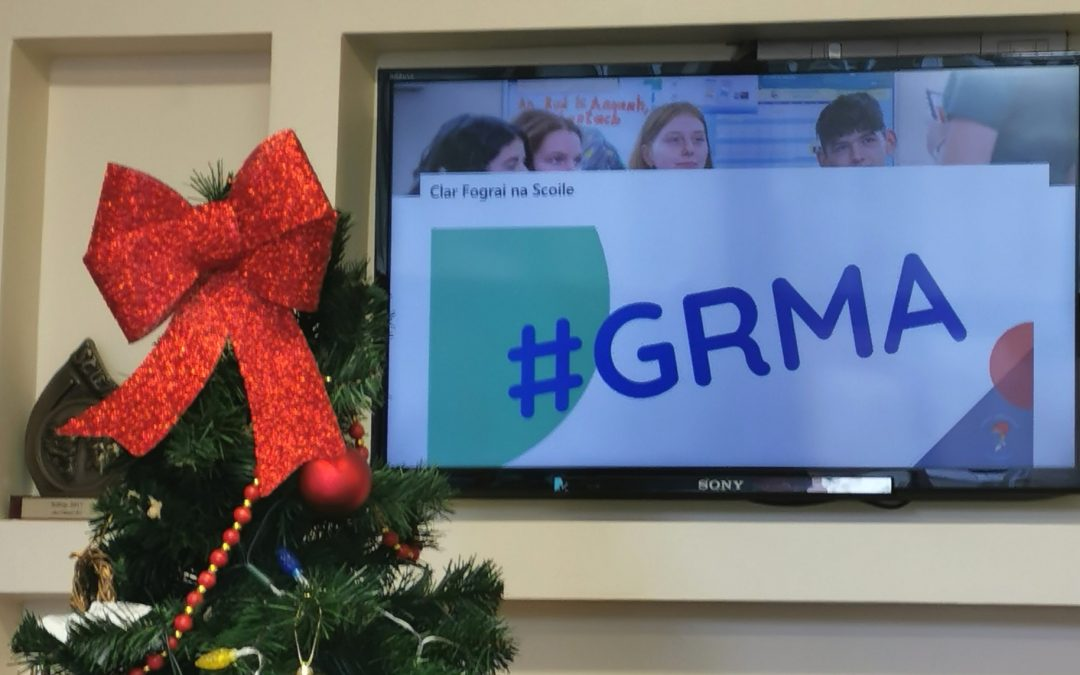 #GRMA – Thank You