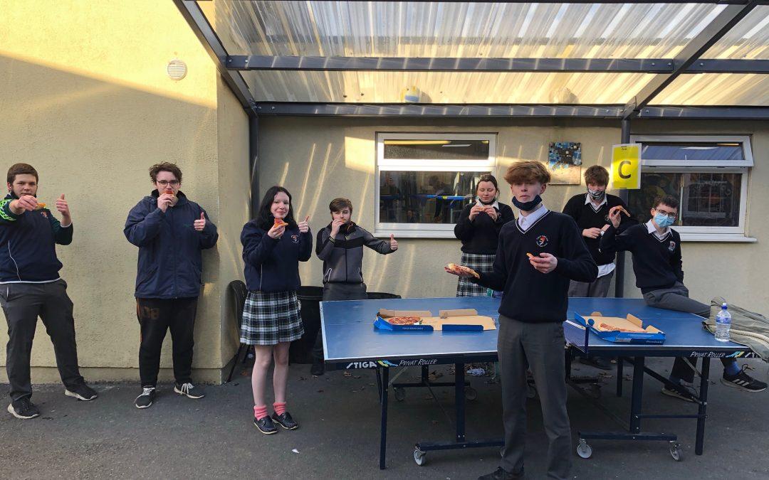 Gaeilgeoirí na Seachtaine – Classgroup of the week