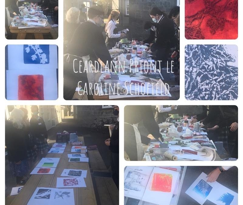 Ceardlann Priontála – Print Workshop