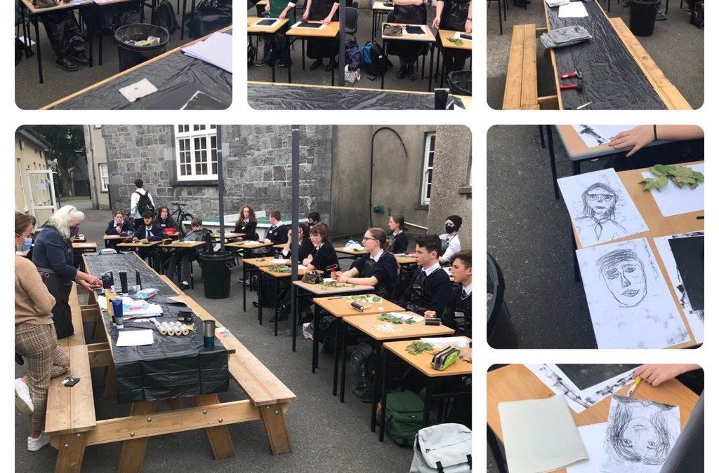 Ceardlann Priontála – Printing Workshop